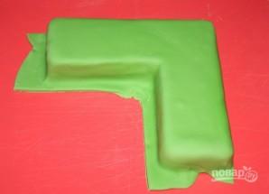 "Рецепт торта ""Майнкрафт"" - фото шаг 6"