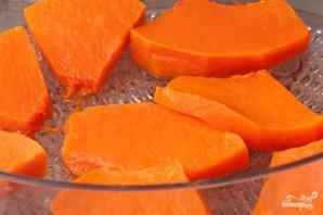 Оладьи из тыквы с сыром - фото шаг 1