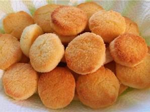 Печенье домашнее на сковороде - фото шаг 5