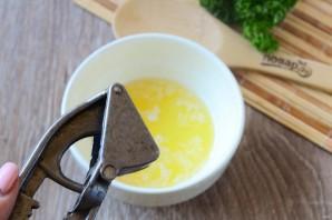 Сырные крендельки - фото шаг 5