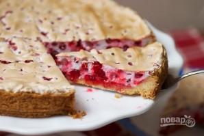 Пирог смородиновый - фото шаг 6