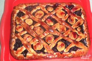 Быстрый ягодный пирог - фото шаг 6