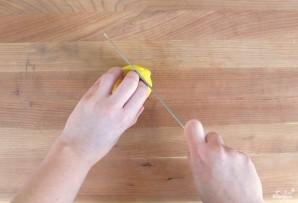 Лимоны консервированные - фото шаг 1