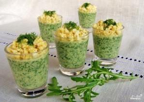 Крем-суп из рукколы - фото шаг 10