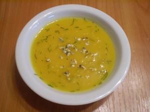 Суп-пюре из тыквы со сливками - фото шаг 9