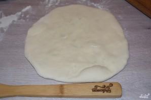 Творожный пирог с картошкой - фото шаг 7