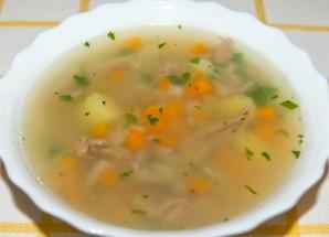 Суп из баранины с рисом - фото шаг 4