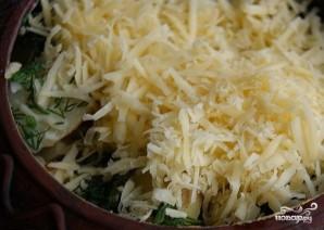 Картофель в сливках в духовке - фото шаг 10
