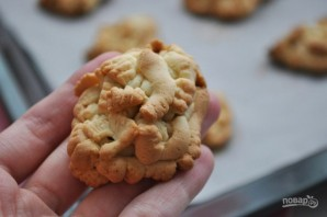 Печенье из мясорубки - фото шаг 7