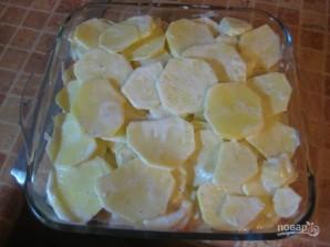 Щука с картошкой в духовке - фото шаг 9