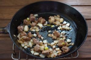 Рагу в горшочках с мясом - фото шаг 1
