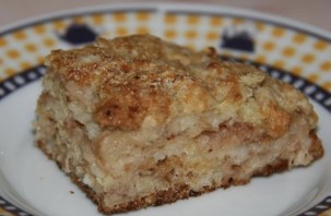 Насыпной яблочный пирог - фото шаг 5