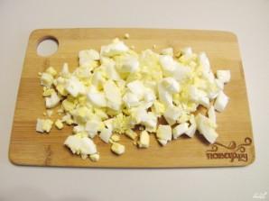 Салат с картошкой и сыром - фото шаг 5