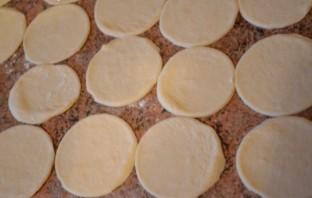 Вареники с картошкой и печенкой - фото шаг 8