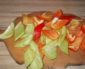 Овощная запеканка с цветной капустой - фото шаг 2