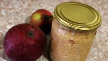 Яблочное пюре со сгущенкой - фото шаг 6