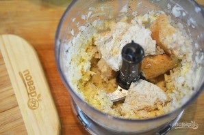 Голец с сыром и орехами - фото шаг 7