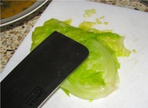 Отбивные из капусты - фото шаг 2