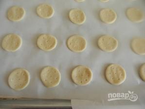 "Печенье ""Крекеры"" - фото шаг 4"