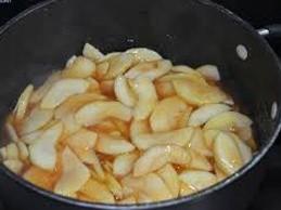 Варенье из яблок и лимона - фото шаг 3