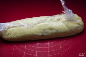 Картофельный рулет с мясом - фото шаг 4