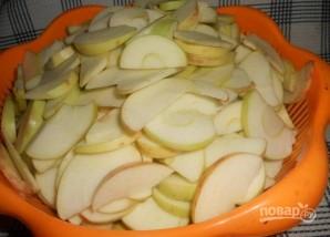 Яблочное варенье дольками - фото шаг 2