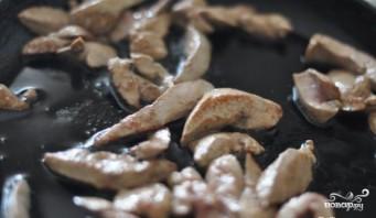 Печень по-итальянски - фото шаг 3