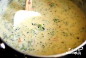 Итальянский сырный суп - фото шаг 11