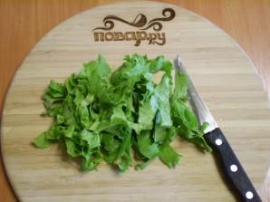 Салат капустный витаминный - фото шаг 3