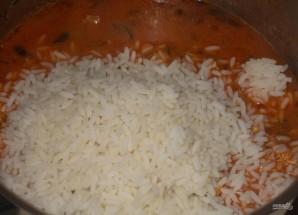 Рис с подливкой - фото шаг 10