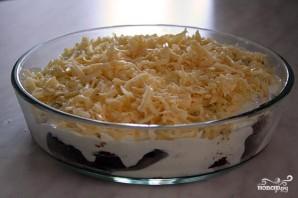 Баклажаны с сыром - фото шаг 5