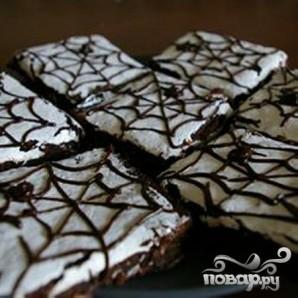 Печенье Паутинка - фото шаг 5