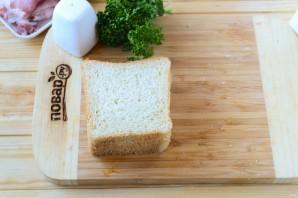 Сэндвич в беконе - фото шаг 6