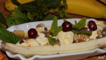 Банановый сплит - фото шаг 4