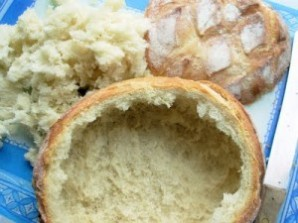 Бутерброды на пикник на природе - фото шаг 1