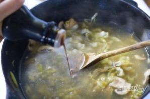 Овощной суп по-китайски - фото шаг 5