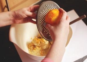 Апельсиновое печенье с шоколадом - фото шаг 2