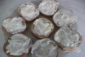 Бутерброды из кабачков - фото шаг 4