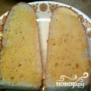 Чесночно-сырный бутерброд - фото шаг 5