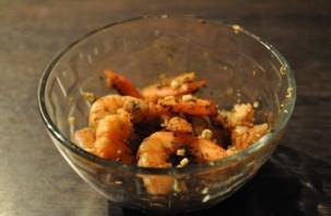 Креветки в соевом соусе - фото шаг 4