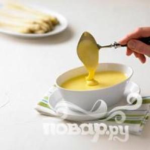 Голландский соус - фото шаг 5