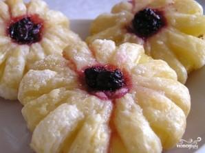 Печенье с ананасами - фото шаг 4