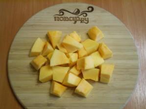 Джем из тыквы с лимоном - фото шаг 2