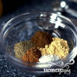 Пряное имбирное печенье - фото шаг 1