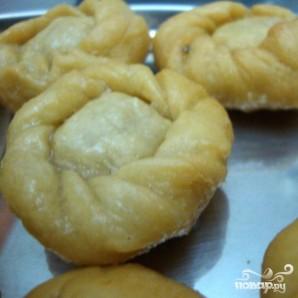 "Пончики ""Бадуша"" - фото шаг 11"