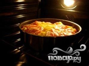Картофель в беконе - фото шаг 5