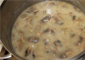 Грибной суп-пюре - фото шаг 2
