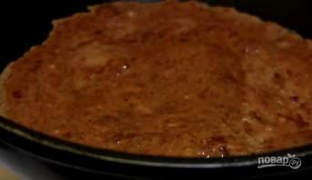 Печеночный торт с омлетом - фото шаг 3