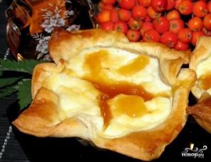 Творожное пирожное - фото шаг 7