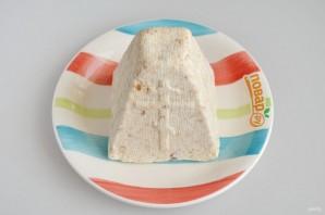 Ванильная пасха с печеньем - фото шаг 8